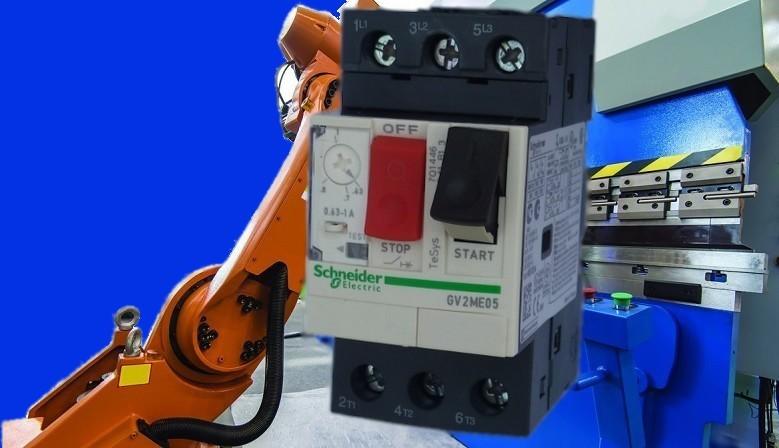 TeSys GV2-ME - Schneider Electric