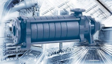 Pompe Jeumont-Schneider Multicelulaires